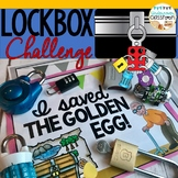 Easter Activity | Lockbox Challenge | Enrichment | Breakout Box