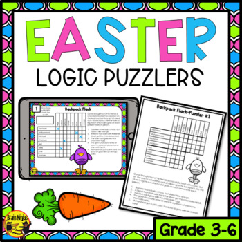 Easter Logic Puzzles
