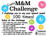 Easter M&M Challenge