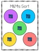 Easter M&M's Fun Activity Pack {Graphing, Sorting, Pattern