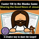 Easter Game | Sharing the Good News About Jesus