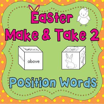SALE! Easter Make and Take 2
