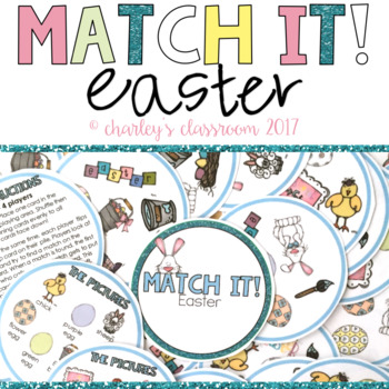 Easter - Match Its!