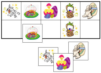 Easter Match-Up and Memory