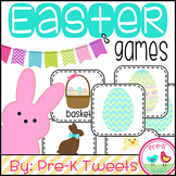Easter Matching Games