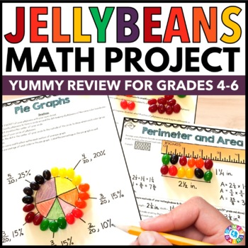 *Easter Activities: Easter Math with Jellybeans