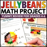 Easter Activities: Easter Math with Jellybeans