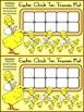 Easter Math Activities: Easter Chick Easter Ten Frames Spr