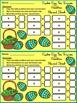 Easter Math Activities: Easter Egg Easter Ten Frames Spring Math Activity Packet