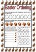 Easter Math Activities No Prep 1st