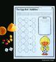 Easter Math Activities for Kindergarten and First Grade