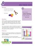Easter Math Activity - Jelly Bean Hunt