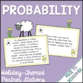 Easter Math Activity - Probability