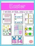 Easter Math Around the Room Bundle
