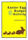 Easter Math Budget Activity