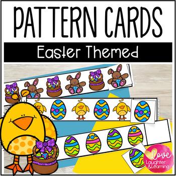 Easter Math Center {Patterns}