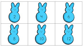 Easter Math Centers