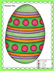 Easter Math - Division Color by Answer