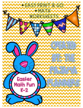 Easter Math Fun