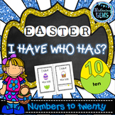 Numbers 1-20 Game | Easter Math Game | Easter Number Sense