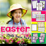 Easter Math Game Pack