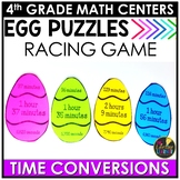 Easter Math Game | Time Conversions Math Activity
