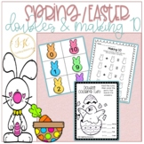 Spring/Easter Math Games/Centers - Number Operations