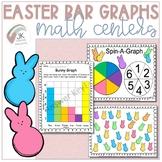 Spring/Easter Math Games/Centers Worksheets - Data Management