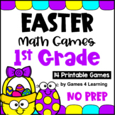 Easter Activities: Easter Math Games First Grade: Easter Math Activities