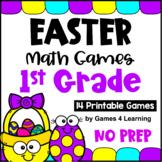 Easter Math Games First Grade: Easter Math Activities