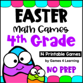 Easter Math Games Fourth Grade: Easter Math Activities