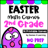 Easter Math Games Second Grade: Easter Activities