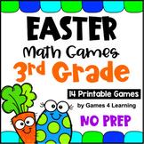 Easter Math Games Third Grade: Easter Activities