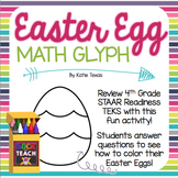 Color by Number Mixed Skill Math Review Easter