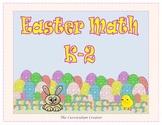 Easter Math K-2