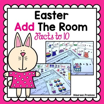 Easter Math Kindergarten