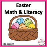 Easter Math & Literacy
