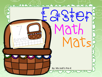 Easter Math Mat