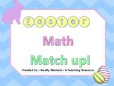 Easter Math Match Up!
