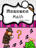 Easter Math - Mystery Math Easter Edition