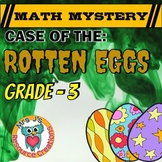 Easter Activity: Easter Math Mystery - Case of The Rotten Easter Eggs