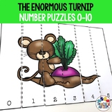 The Enormous Turnip Math Number Puzzles Counting to 10