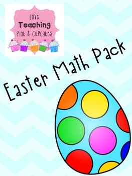 Easter Math Pack
