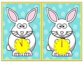Easter Math Packet For Kindergarten