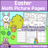 Easter Math Picture Pages
