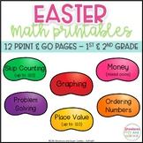 Easter Math Printables