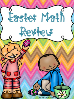 Easter Math Review