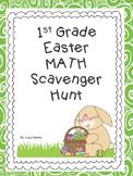 Easter Math Scavenger Hunt