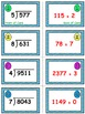 Spring Math Skills & Learning Center (Division with 3- & 4