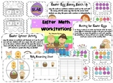 Easter Math Stations